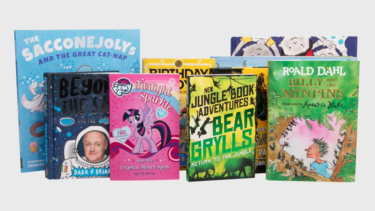 How could we not get involved in #BookGivingDay?! Just RT and follow us to win a bundle of childrens books! Comp closes 10pm tonight! #WHSKids