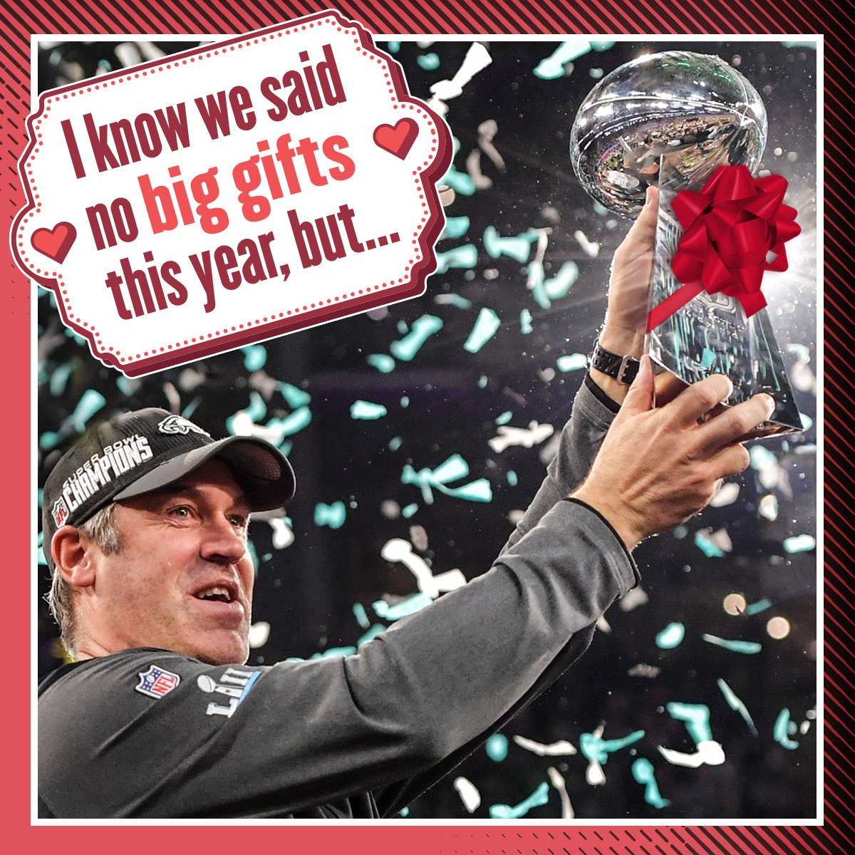 From: Us To: You  #FlyEaglesFly https://...