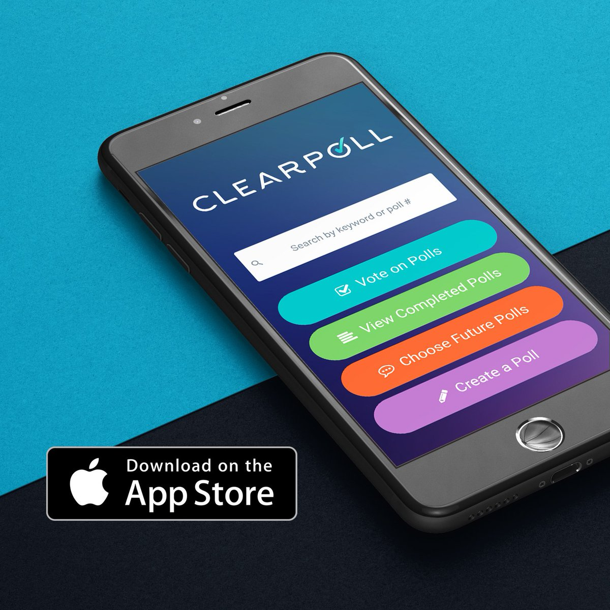 ClearPoll com on Twitter: