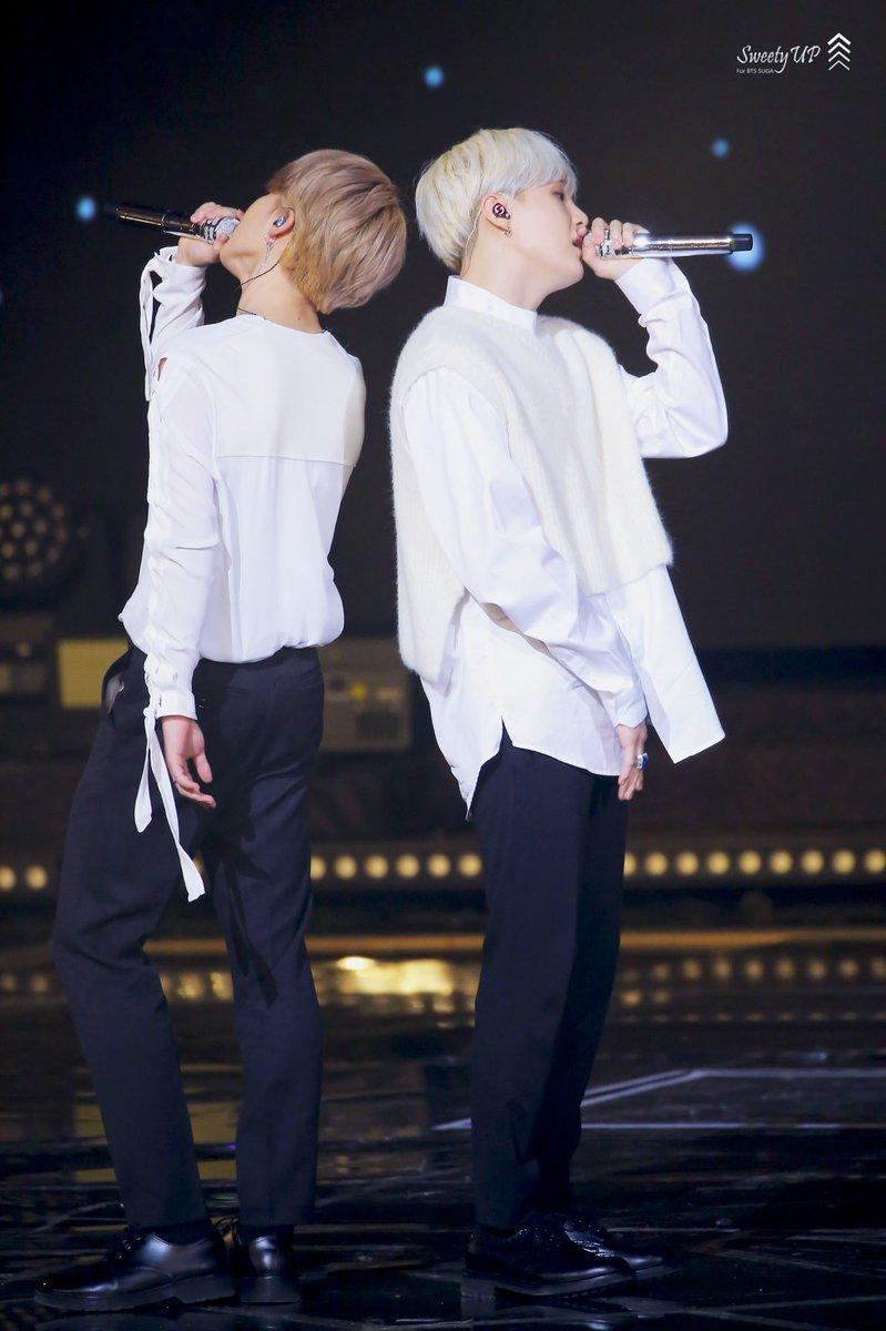 20171229 KBS 가요대축제  #SUGA #슈가 #방탄소년단  #i...