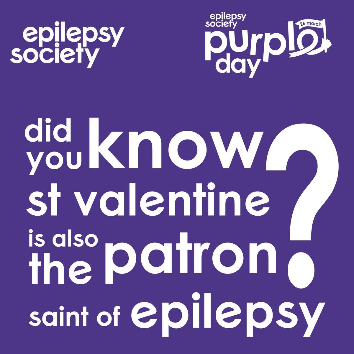 Patron saint of epilepsy