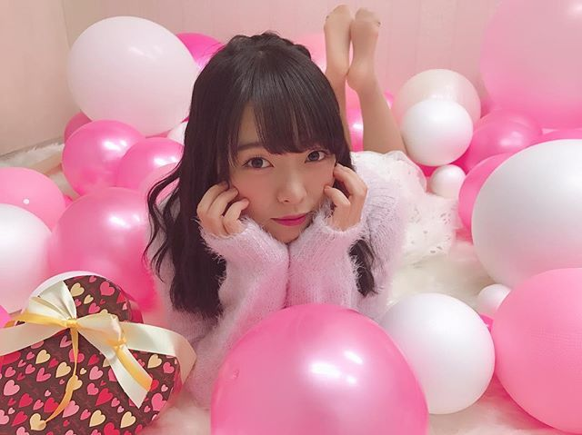 高畑結希(SKE48)'s photo on #ハッピーバレンタイン