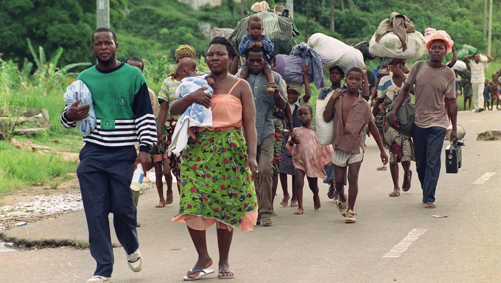 Liberia: le suspect d'un massacre commis durant la guerre civile retrouvé https://t.co/HBeIAKdw34