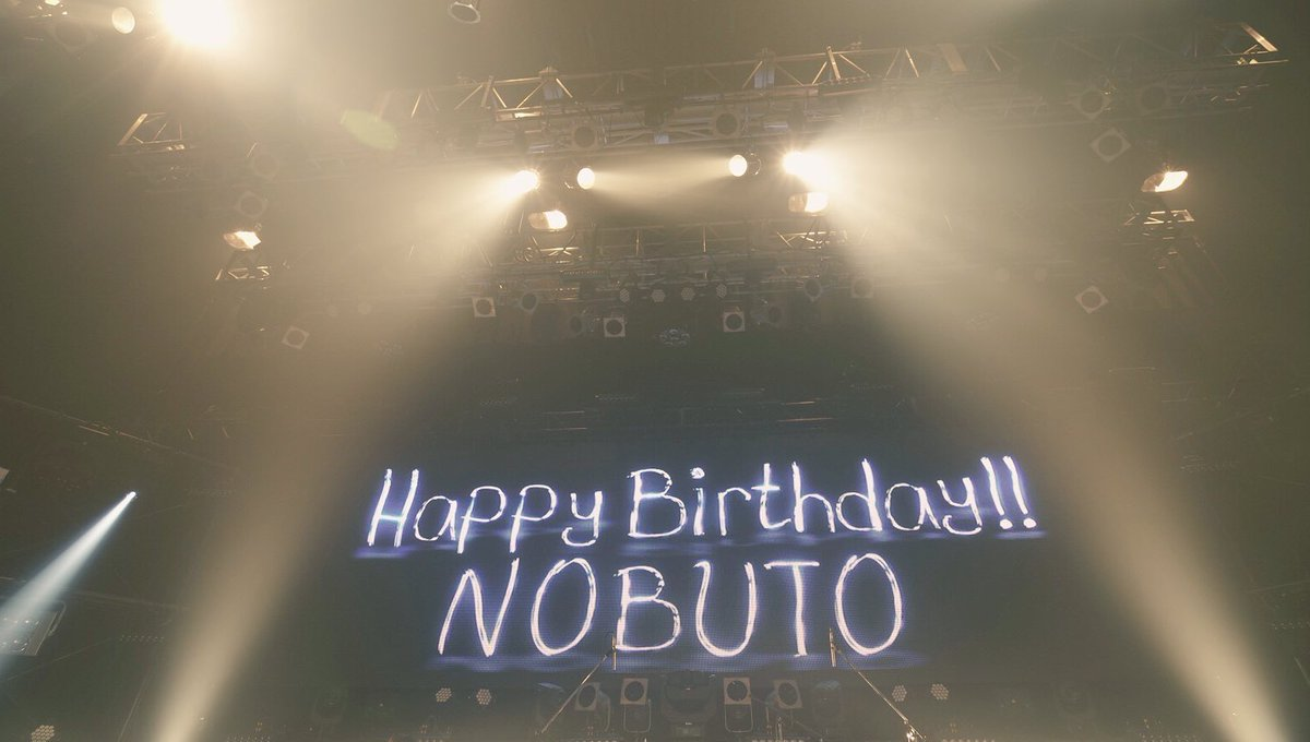 ee4b2620b UVERworld信人生誕祭 tagged Tweets and Download Twitter MP4 Videos ...