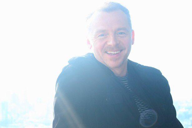 Happy birthday Simon Pegg