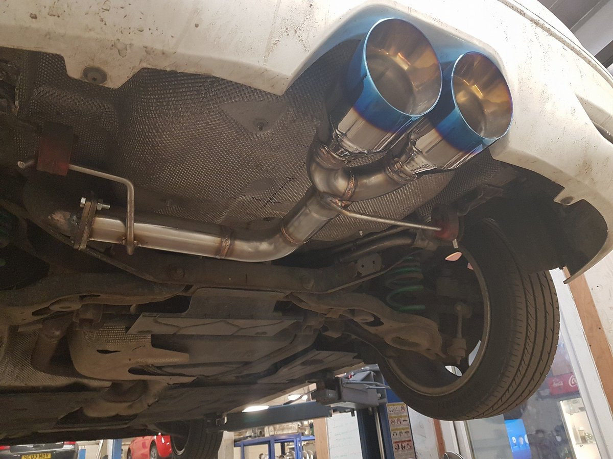 Pipe Dynamics Ltd On Twitter St250 Back Box Delete With Twin 4 5 Blue Burnt Tails Pipedynamics Custom Exhaust Customexhaust Ford Focus St250 Fordfocusst250 Backboxdelete Blueburnt Titanium Stainless Stainlesssteel Tailpipes Https T