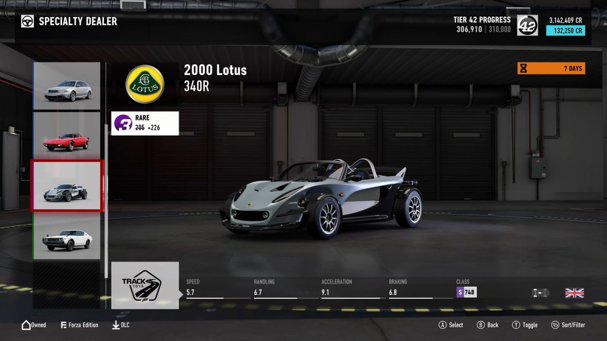 FM7 Car List and How to Get Locked Cars - Page 38 - Forza