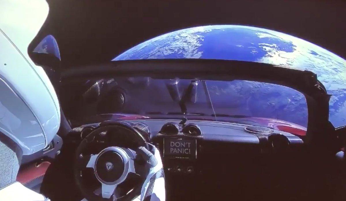 Elon Musk, citado a declarar a la Audiencia Nacional por burlarse de Carrero Blanco al lanzar un coche al espacio https://t.co/I7yYXaeELB