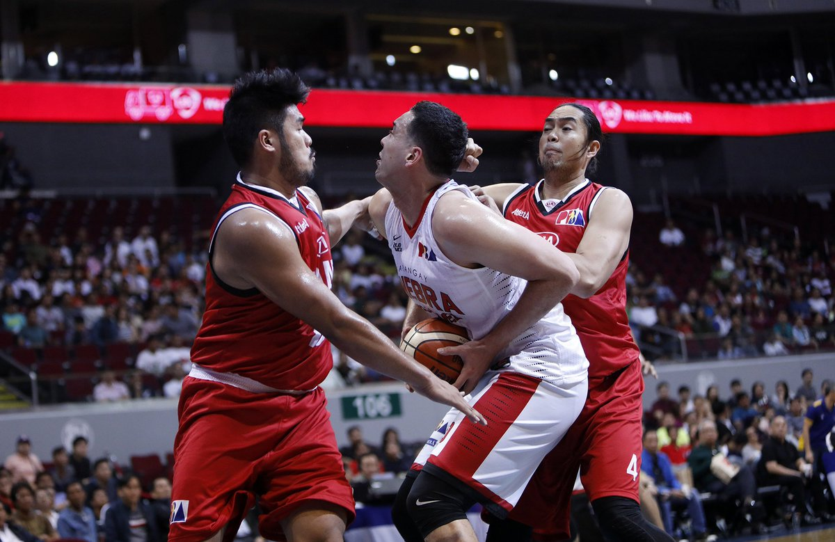 Sports Desk On Twitter Pba Baranginebra Back Winning Track With 103 77 Rout Of Kia Picanto Gwillslaughter La Tenorio And Ethaguilar35
