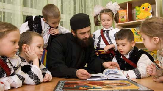 #Новости педагогики. В #РПЦ МП разрабатывают программу для детских садов по основам нравственных ценностей: https://t.co/Su18U4Stqd