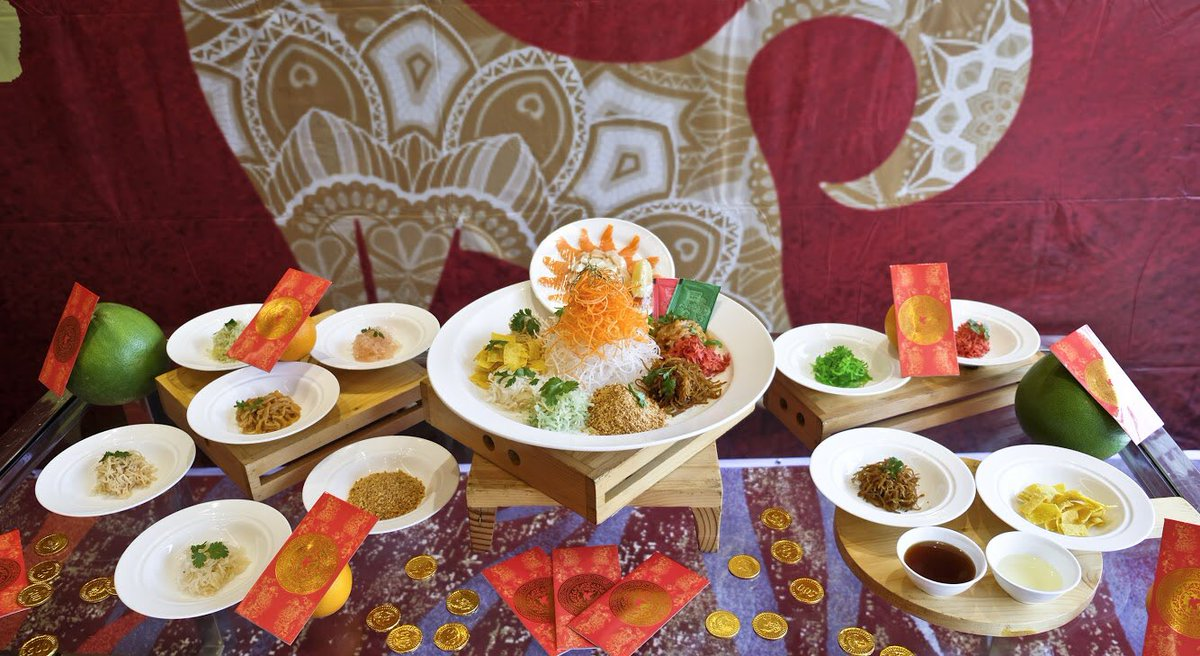 Join us for The Family Reunion Dinner, indulge in Master Chef Ken Choy's signature festive menu featuring the festive Yee Shang! For more information, call 021 5798 8888. #jwmarriottjkt #chinesenewyear https://t.co/9LSmNku624