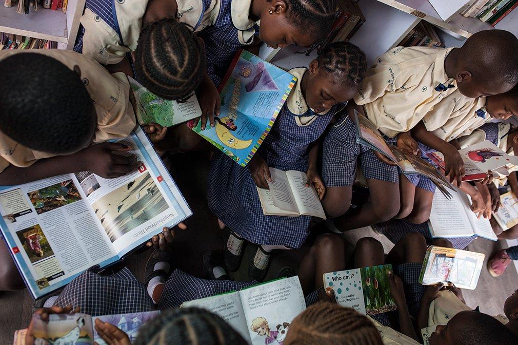 #Nigeria: des camionnettes pour donner le goût de lire aux #enfants https://t.co/zb6jYTFKZ1 #livres