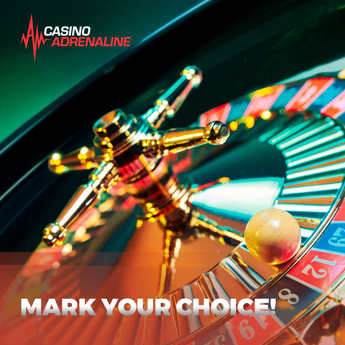 test Twitter Media - Are you a fan of roulette? Black or red? Mark your choice! https://t.co/DqeCV4gELe