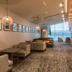 Absolutely stunning new lobby area and entrance to the low wood hotel on Lake Windermere @englishlakes @Managerlowwood @englishlakes #lakedistricthotels #ambleside #windermere