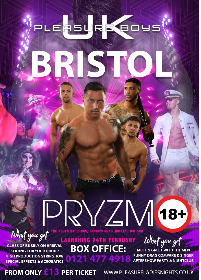 shows live Male uk strippers