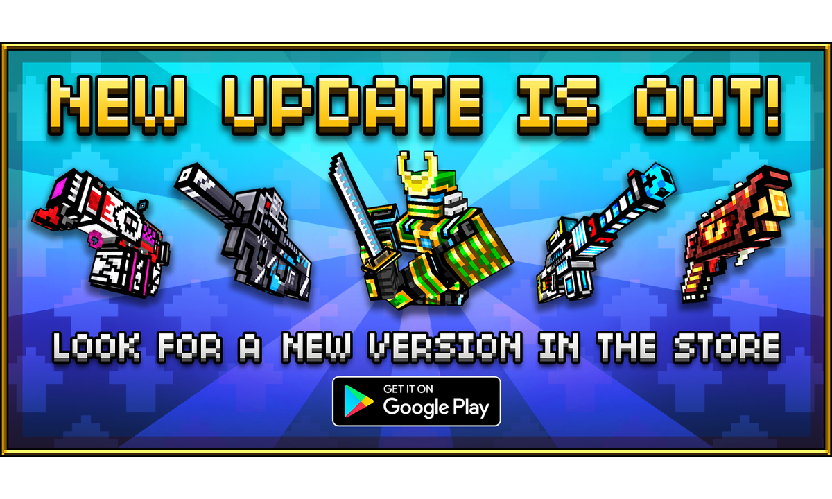 when was pixel gun 3d release date