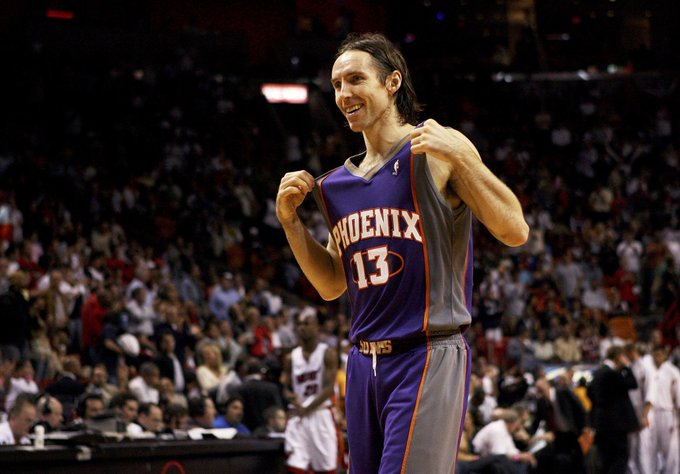 Happy 44th birthday to one of the best point guards in NBA history, Steve Nash