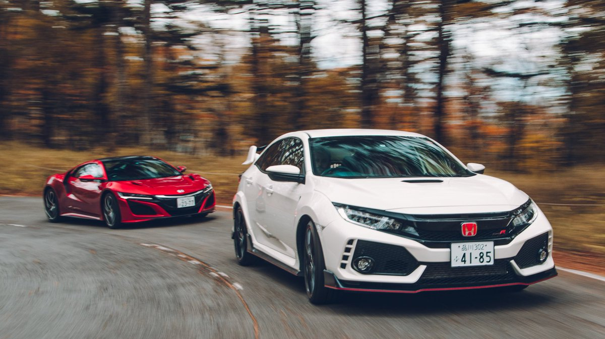 Honda Type R On Twitter In Some Fine Company TypeR Meets NSX