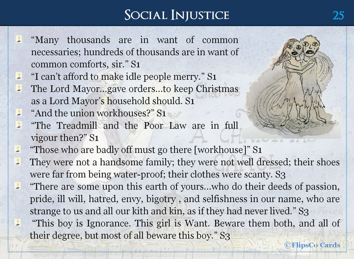 Gcse English Revision On Twitter A Christmas Carol Revision Cards