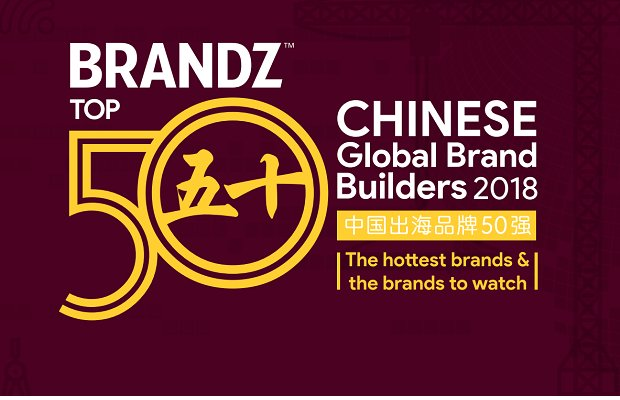 Top 50 global Chinese brands: Consumer electronics dominate rankings https://t.co/NYqefaN9zV #China @MillwardBrownA1 https://t.co/GbVnXNoa0g