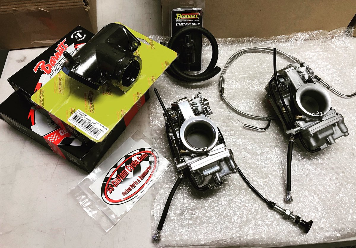 Ss Custom Cycle On Twitter Packing Up Some Road Star Performance Russell Fuel Filter Parts Hit Me For The Best Hsr 42 Conversion Market Available Polished Or Non Yamaharoadstar