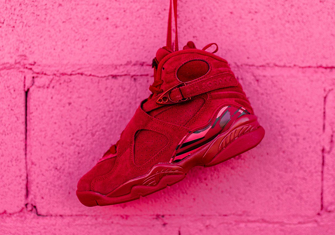 "80042c2d8904 Air Jordan 8 ""Valentine s"" dropping Feb 9th"