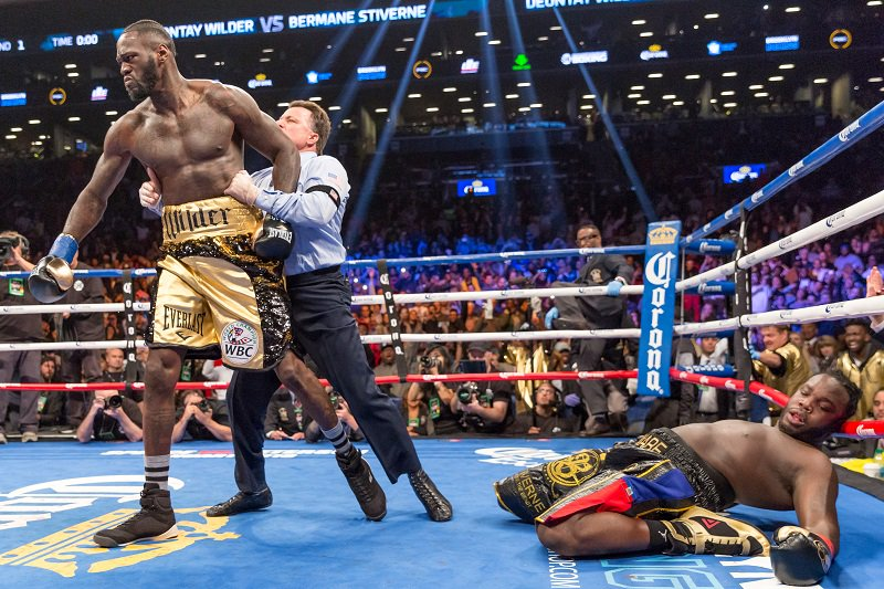 DVcEzSmWkAAsvZ0 - Deontay Wilder: Aspiring To Be Among The Best of the Heavyweight Greats