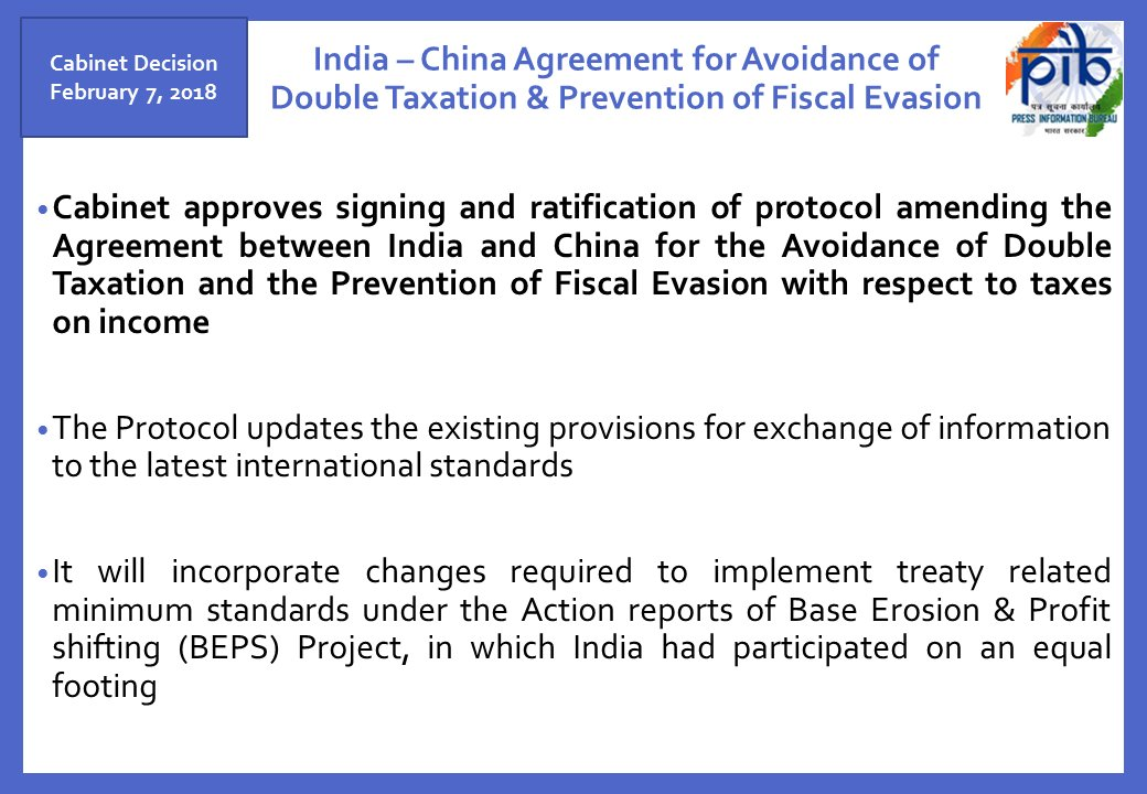 Sitanshu Kar On Twitter Cabinet Approves Signing And Ratification