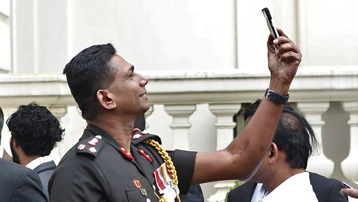 Brigadier Priyanka Fernando reinstated