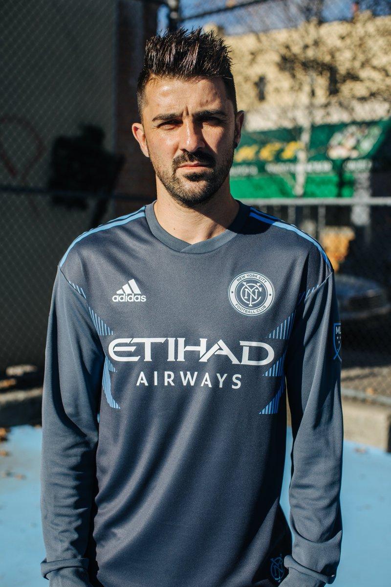 f6a15dbed  EverywhereWeGo  New York City FC unveil new 2018 away jersey READ ➡  http   bit.ly 2nIL5go pic.twitter.com mCs6XZ4Bpq. 7 14 AM - 7 Feb 2018