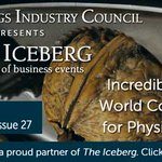 "More Issue 27 of The Iceberg's Business Events World is out now with a fourth video celebrating ICCA and BestCities Global Alliance's ""Incredible Impacts"": the World Confederation for Physical Therapy @ICCAWorld @BestCitiesGA @WCPT1951 #eventprofs: https://t.co/PlLoUWUZ0e"