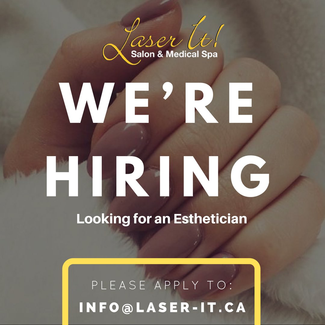 Laser It Salon & Spa on Twitter: