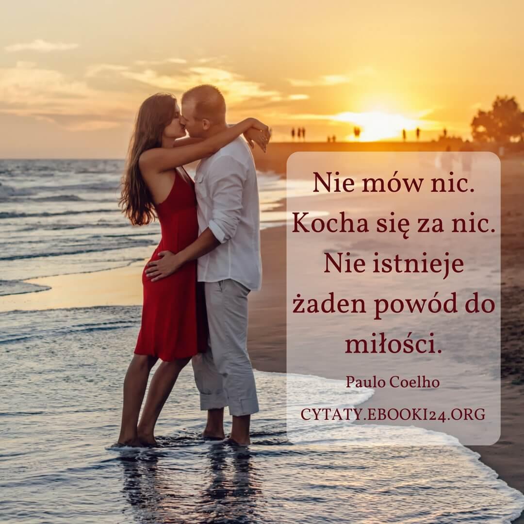 Ebooki Książki Cytaty בטוויטר Nie Mów Nic Kocha Się Za