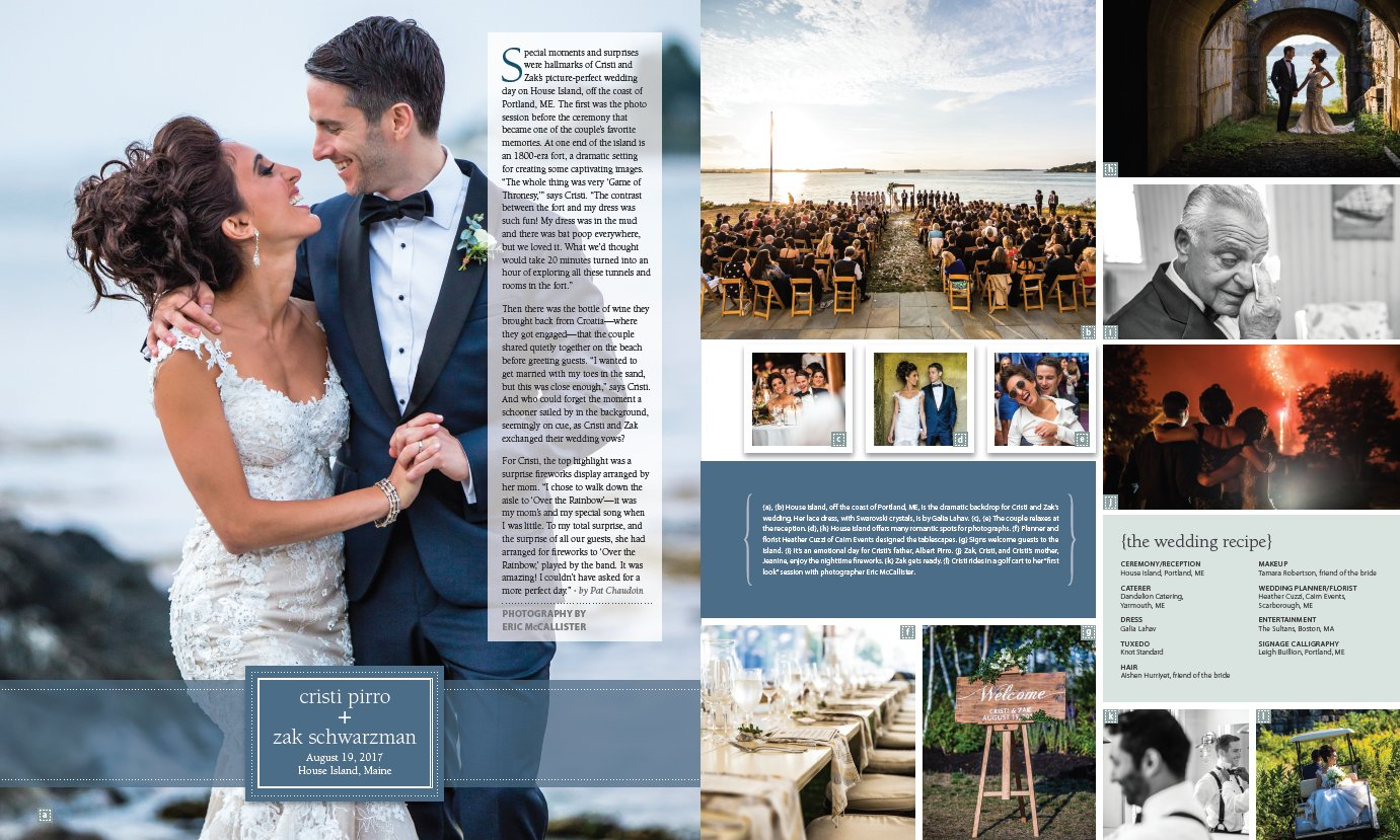 My daughter's wedding featured in a wedding magazine. https://t.co/myE6y6biv8