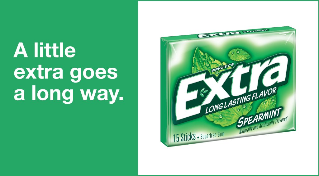 cvs pharmacy on twitter for every pack of extragum purchased in