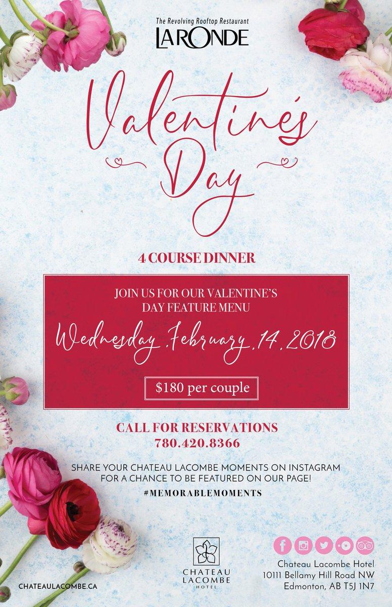 La Ronde On Twitter Celebrate Valentine S Day At Edmonton S