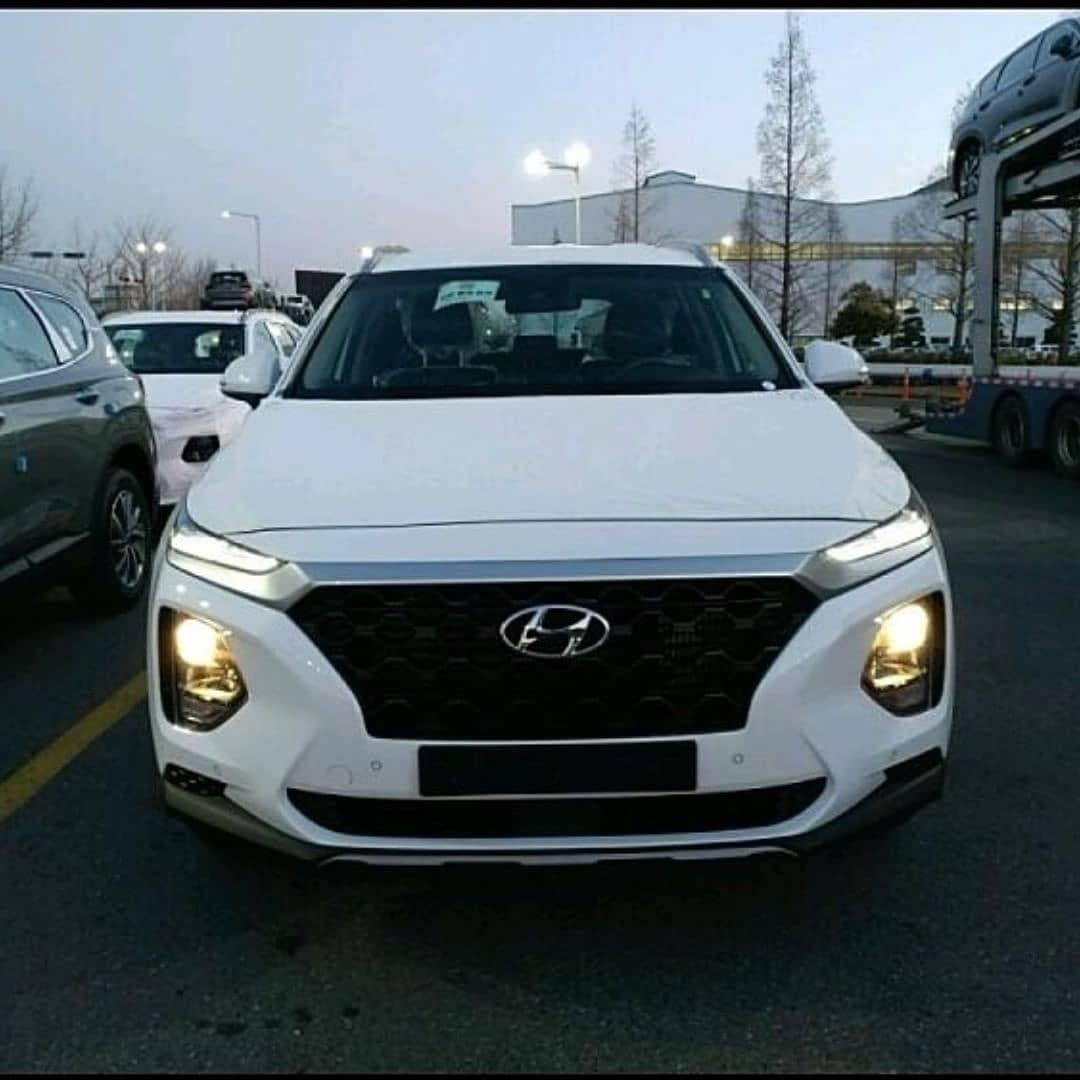 2018 - [Hyundai] Santa Fe IV - Page 2 DVcjK1FW4AErZ02