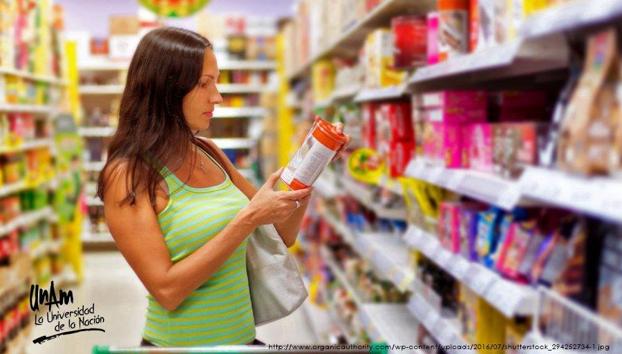 """UNAM na Twitteru: """"¿Haces compras inteligentes de alimentos? El ..."""