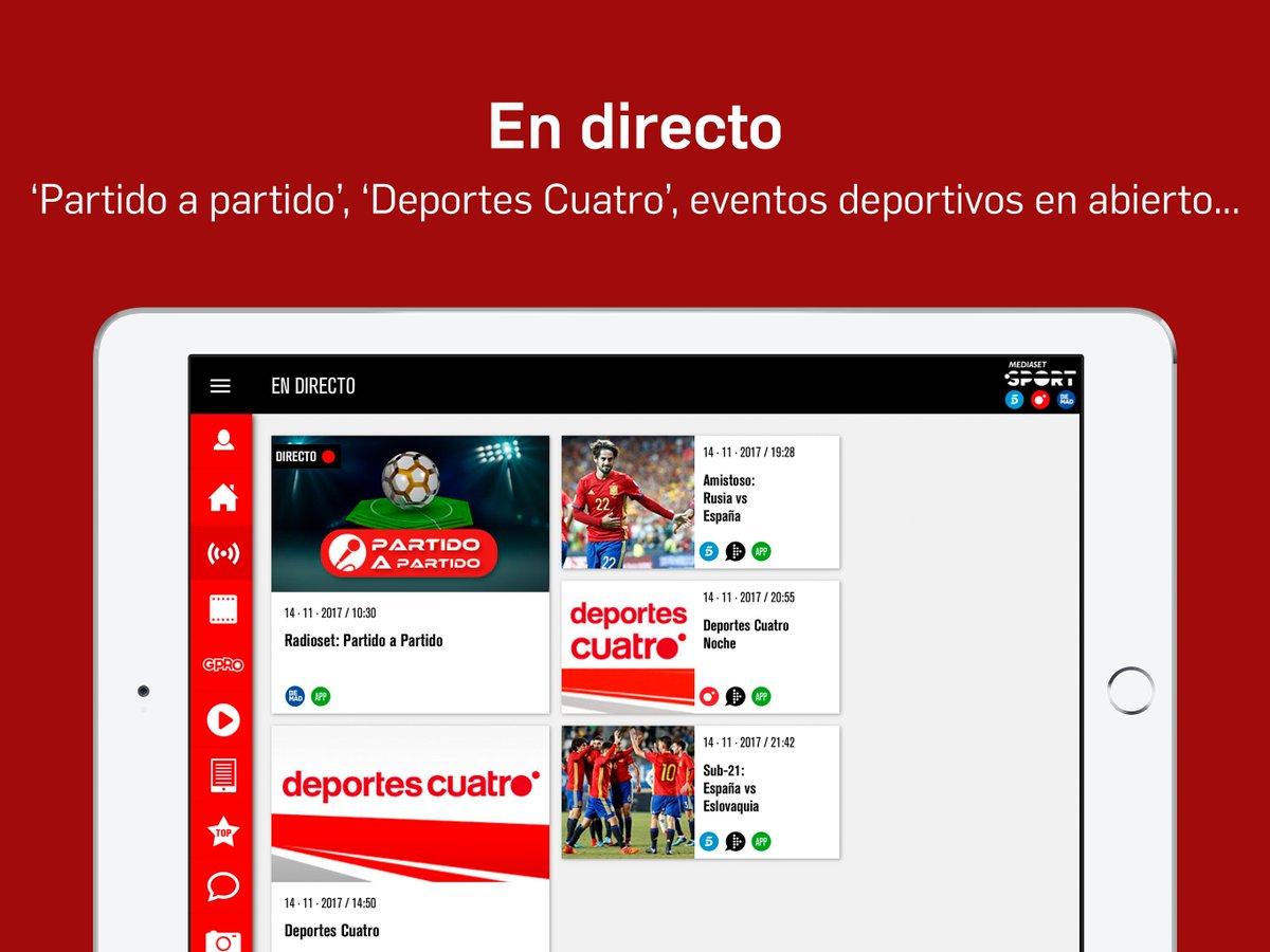 Deportes Cuatro on Twitter: \