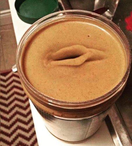 Rather valuable peanut butter masturbation