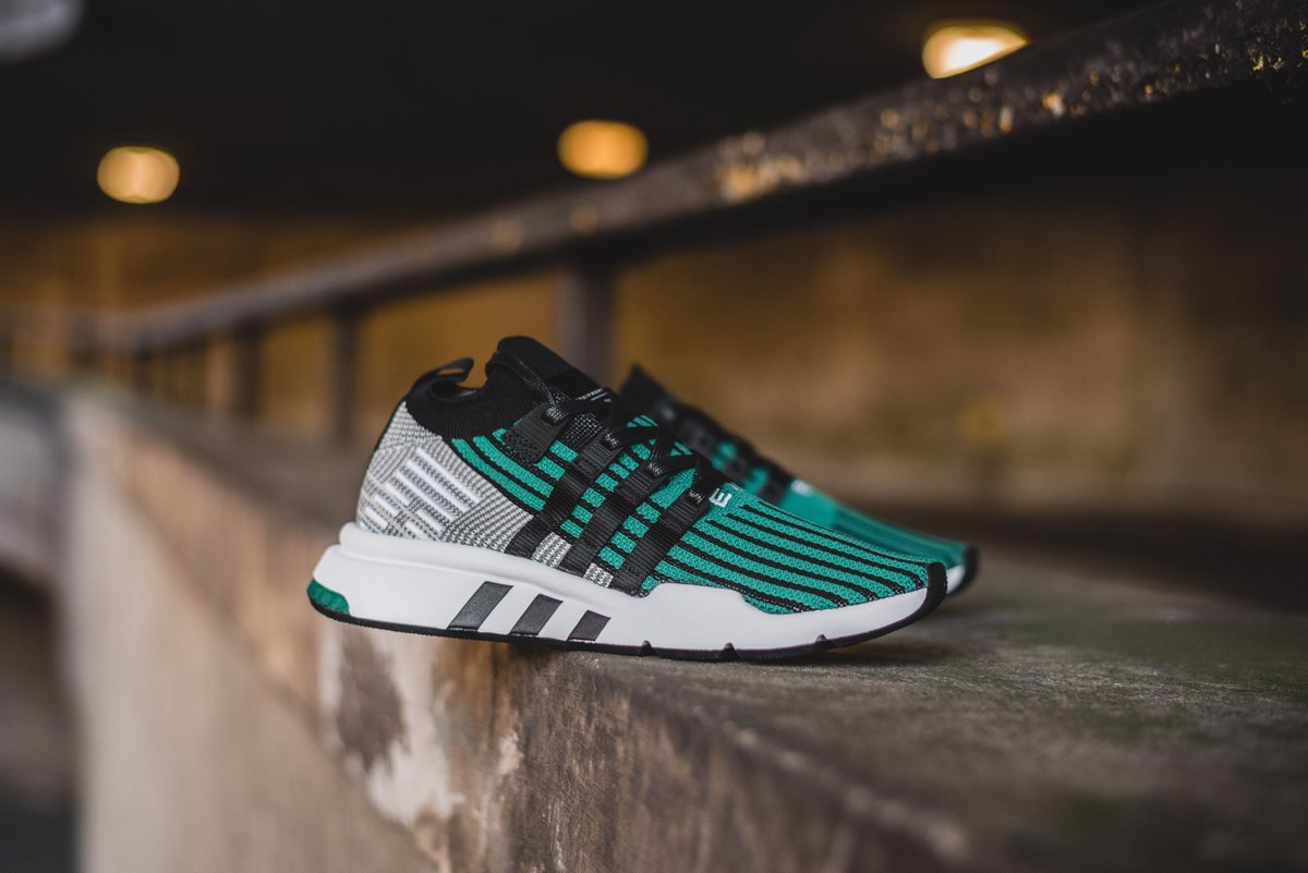 """new concept e37a8 16bcd adidas EQT Support Mid """"Back To The 90s"""" launches ..."""