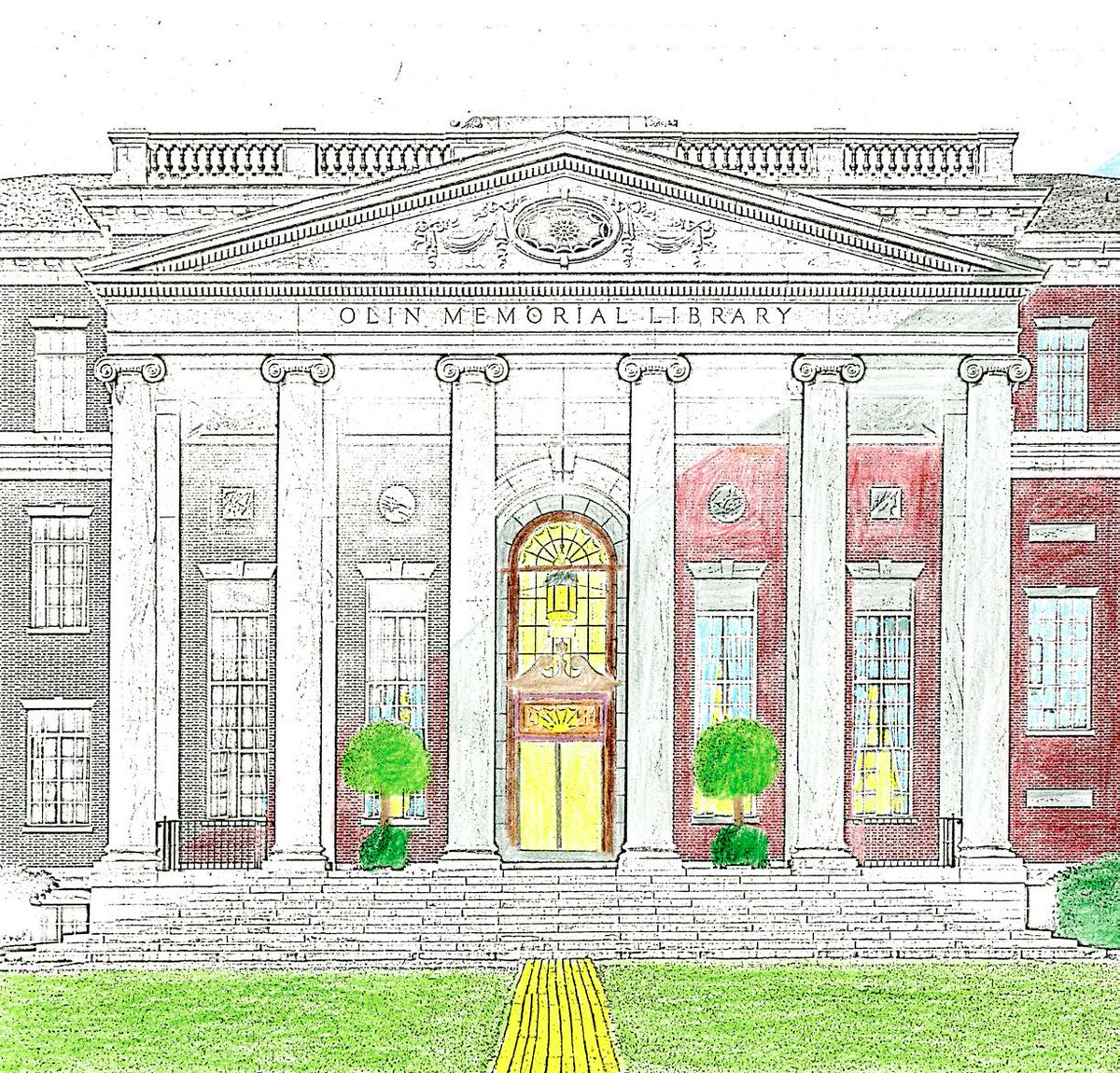 test Twitter Media - Wesleyan's Special Collections and Archives Coloring Book is here!  Download, start coloring and share your art with us.  #ColorOurCollections  https://t.co/0xmLJjYWSI https://t.co/AT5O0l9DpB