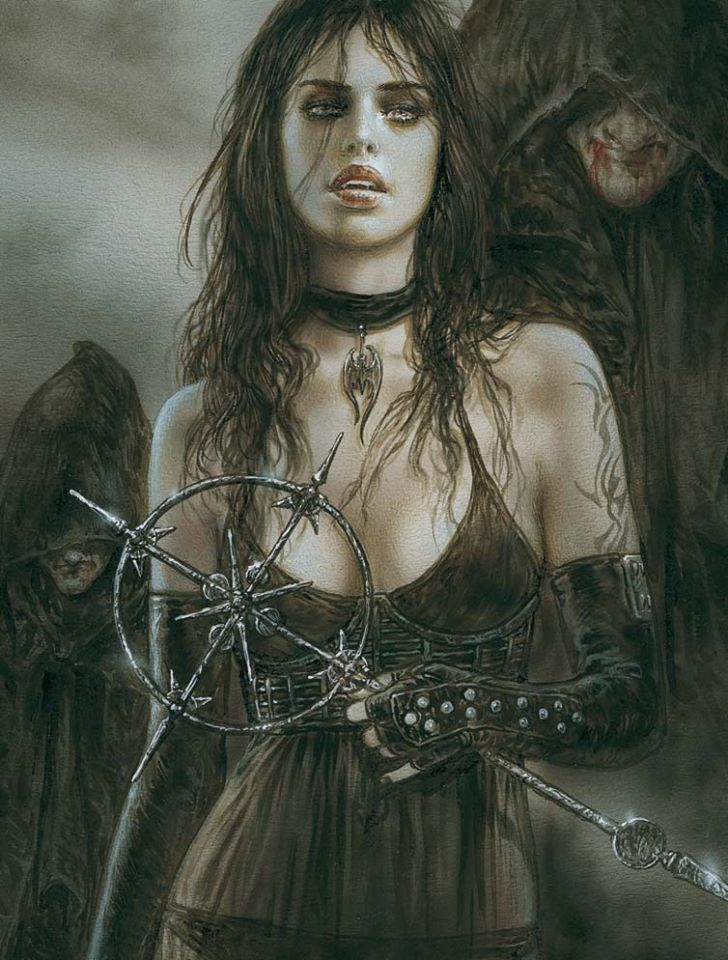 Luis royo luisroyooficial twitter 0 replies 51 retweets 172 likes voltagebd Image collections