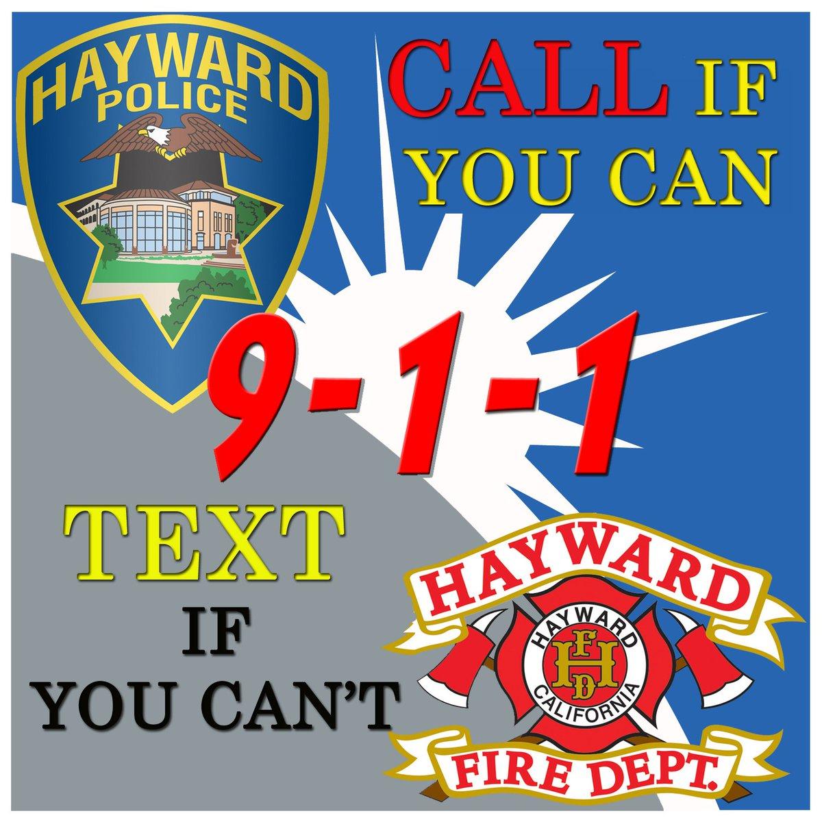 HaywardPD photo