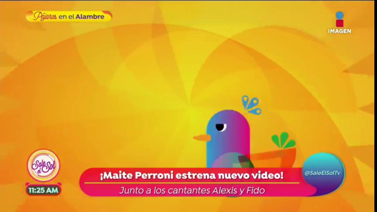 ¡@MaiteOficial estrena nuevo video junto a @alexisyfido! #ComoYoTeQuiero https://t.co/g4A7xdR2MP