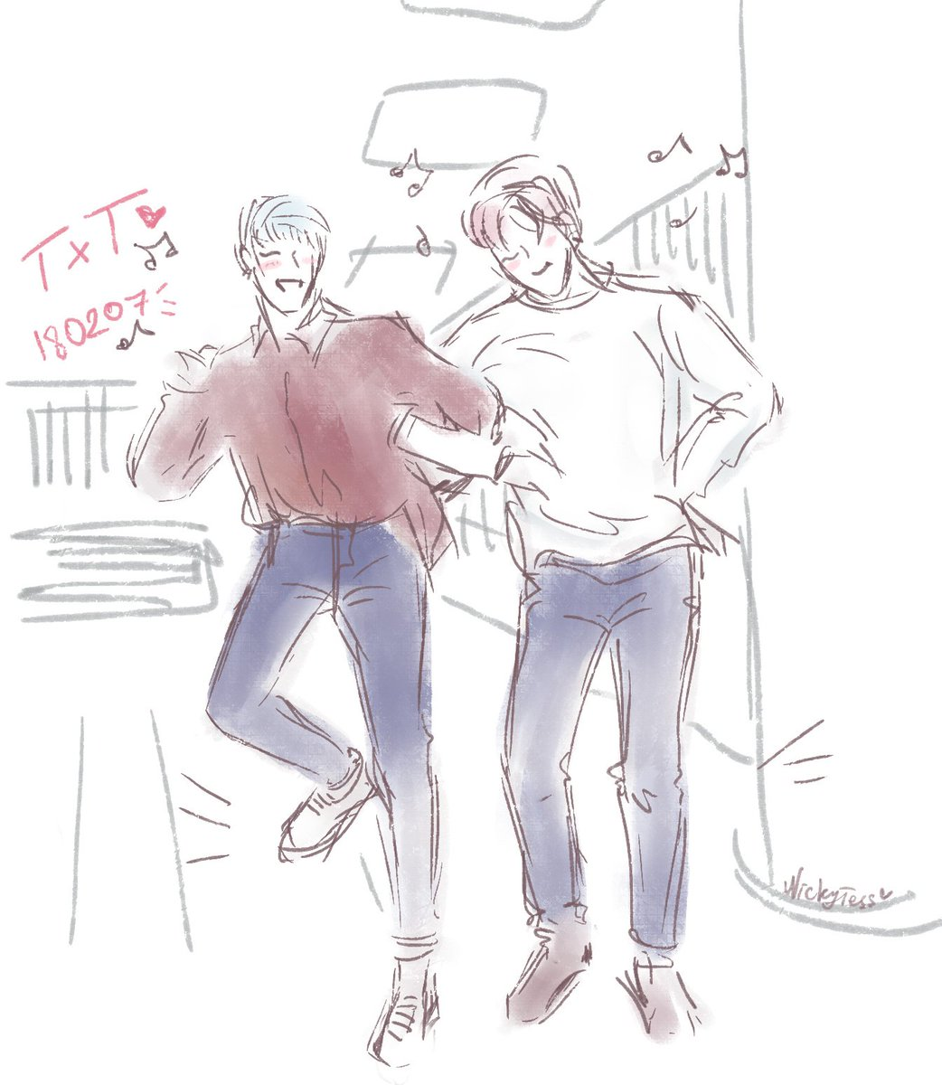 T x T 💗 #NCTFanart #NCT #TEN #เตนล์ #텐 #...