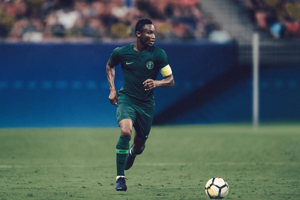 9164808e0d7 The new Nigeria kits for the 2018 World Cup from  nikefootball are works of  beauty 😍 pic.twitter.com Pej7wenXoG. 9 41 AM - 7 Feb 2018