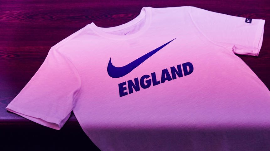 England on Twitter