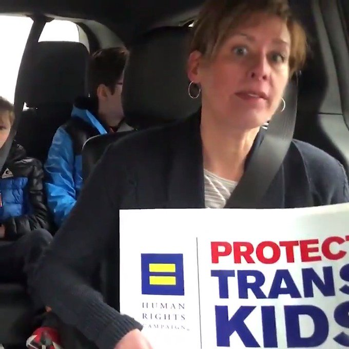 Sign to protect LGBT kids
