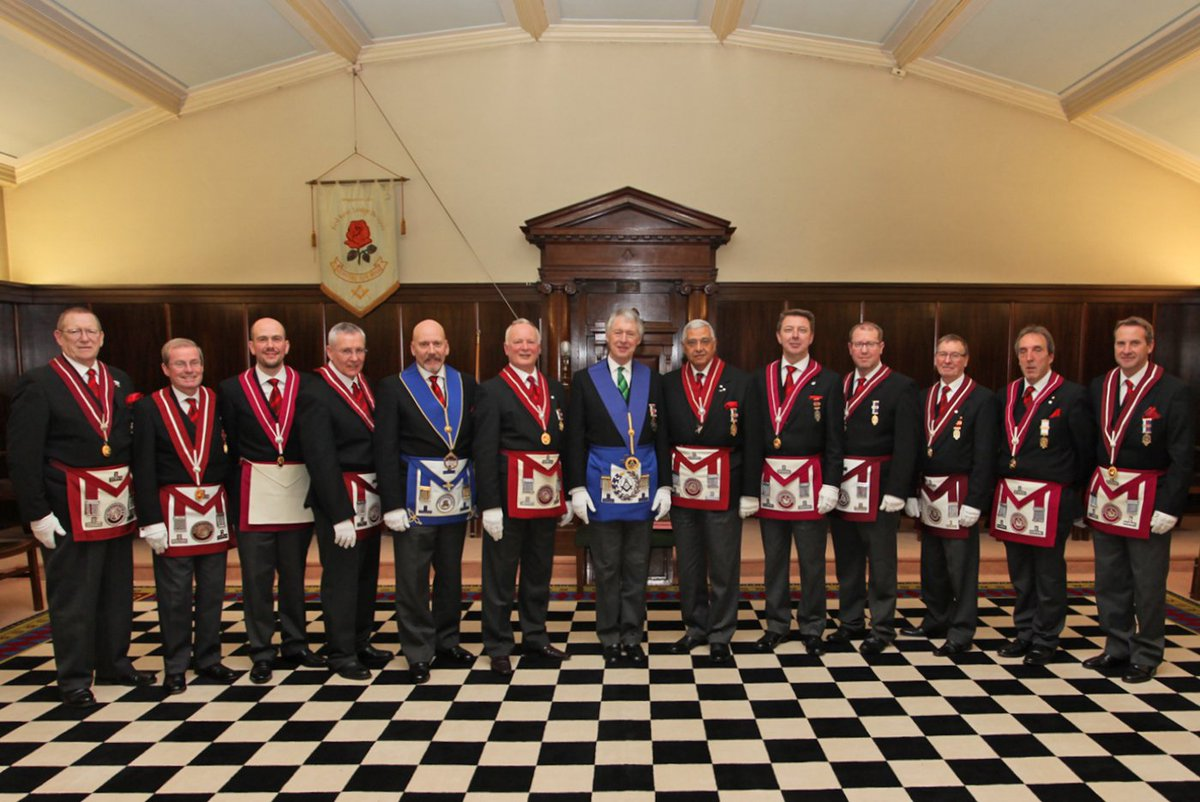 Freemasons at Westminster claim they are not a secret society